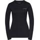 VAUDE Sveit LS Shirt Women black